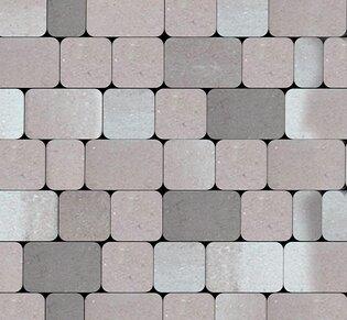 Тротуарная плитка Инсбрук Альт, 60 мм, ST Оникс, гладкая: фото