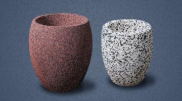 ваза из бетона купить тула